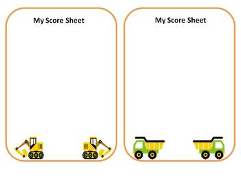 Construction: Leveled Synonyms and Antonyms