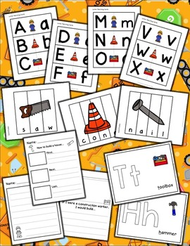Construction Literacy Pack