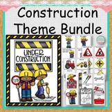 Construction Theme Bundle