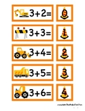 Construction Math Facts 0 to 20