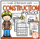 Construction Math & Literature Pack