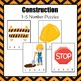 Number Puzzles: Construction Number Puzzles