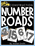 Construction Number Roads 0-20