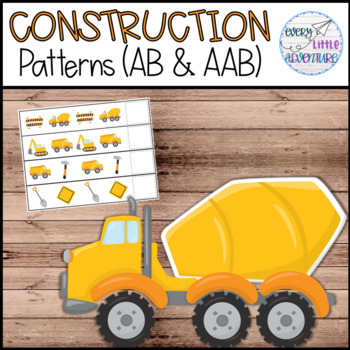 Construction Pattern Strips