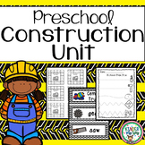 Construction Math and Literacy Activities