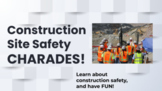 Construction Safety Charades Game GoogleSlides