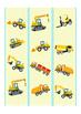 Construction Site Bulletin Board Borders