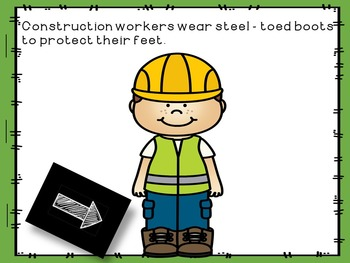 Construction Site Safety Gear Reader Color Version