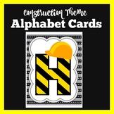 Construction Theme | Preschool Kindergarten 1st Grade | Al