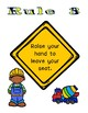 Construction Theme Classroom Rules