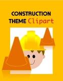 Construction Theme Clipart