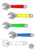 Construction Tools Engineering Clip Art- 45 Images