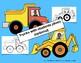 Construction Trucks Craft Activities