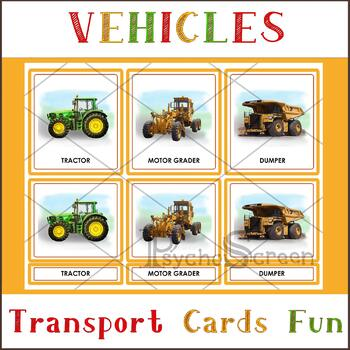 Construction Vehicle // Heavy machines // Heavy equipment // Transportation
