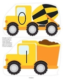 Construction Vehicles Counting 0-20 FREE