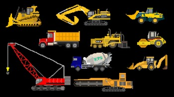 Construction Vehicles - Trucks and Heavy Equipment