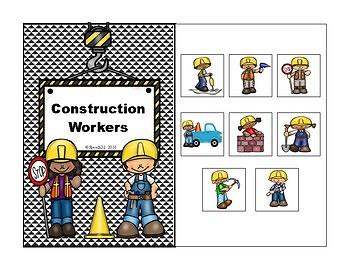 Construction Speech/Language Activity Resource