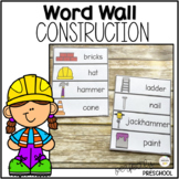 Construction Word Wall