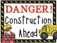 Construction Worker Thematic Printable Pack