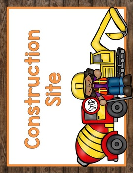 Construction/Workshop Dramatic Play Set!