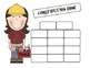 Construction Zone - Build a Word - Closed Syllables