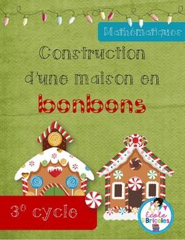 Construction d'une maison de bonbons