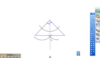 Construction of the Incenter of a Triangle