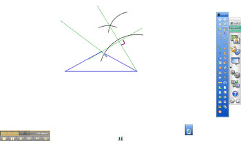Construction of the Orthocenter of a Triangle