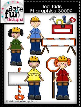 Construction/Tool Kids