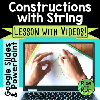 Constructions Intro with String