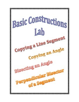 Constructions Practice