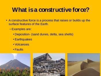 Constructive Forces