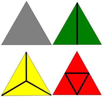 Constructive Triangles - Triangular Box