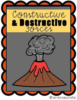 Constructive and Destructive Forces {Guided Notes}