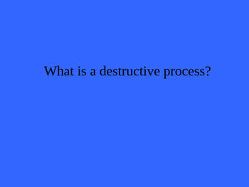 Constructive and Destructive Forces Jeopardy Game