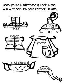 Construisons des illustrations avec les sons complexes-Partie 1
