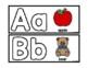 Construye la letra / Spanish Build-a-Letter