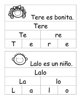 Construyendo con letras silabas y palabras FREEBIE