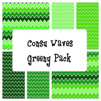 Consu Waves Greeny Pack