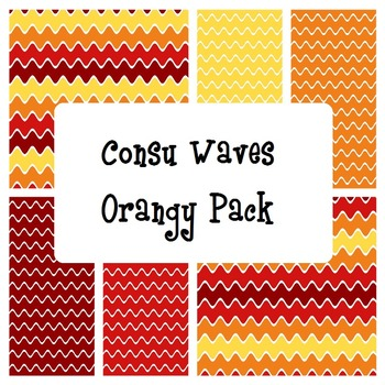 Consu Waves Orangy Pack
