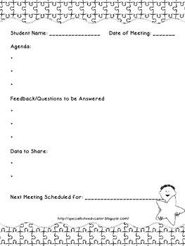 Consultation Form for Teachers