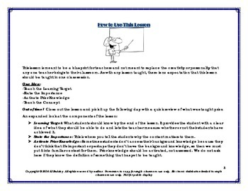 Reference Materials L.7.4c Lesson Plan