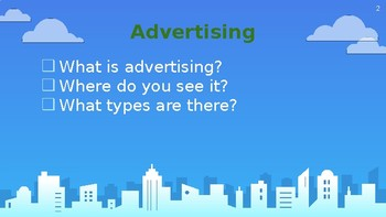 Consumer Culture- Advertisement Review