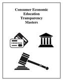 Consumer Economic Education Transparency Masters