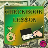 Consumer Math Checkbook Unit - Great financial literacy an