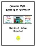 Consumer Math: Choosing an Apartment