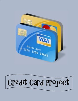 Consumer Math & Financial Literacy - Credit Card Project