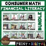 Consumer Math - Curriculum BUNDLE