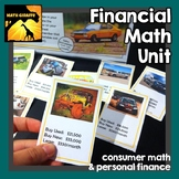 Consumer Math & Personal Finance - Complete Unit