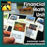 Consumer Math & Personal Finance - Complete Unit